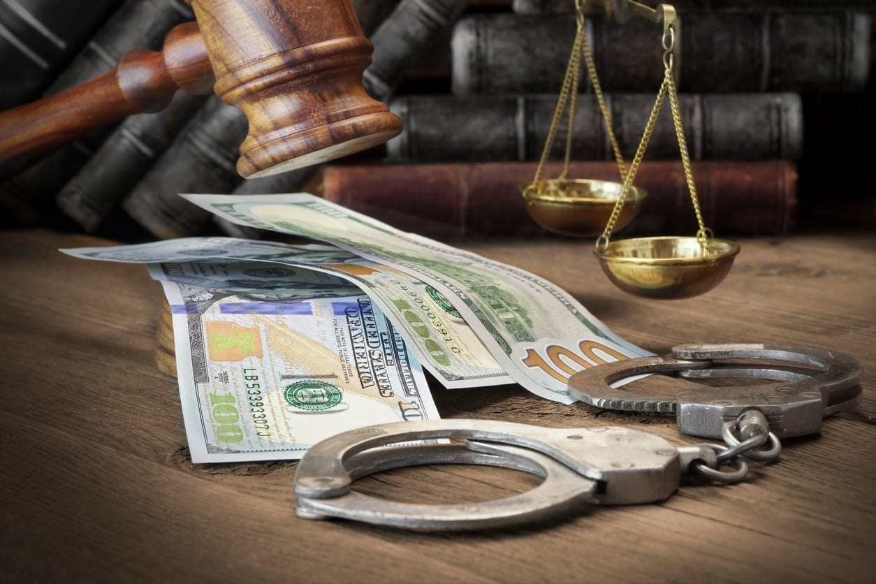 The Eighth Amendment protects your rights against excessive bail and fines.