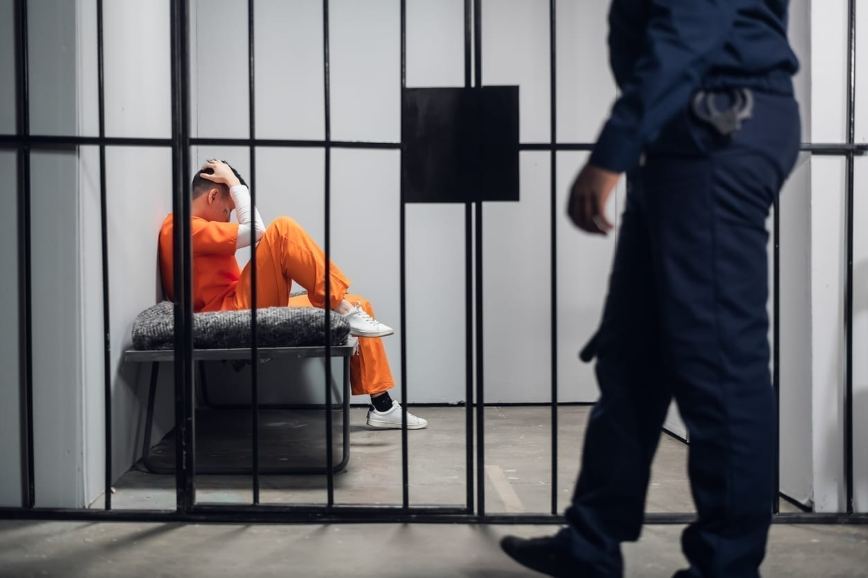 Some activists say that solitary confinement violates your Eighth Amendment rights.