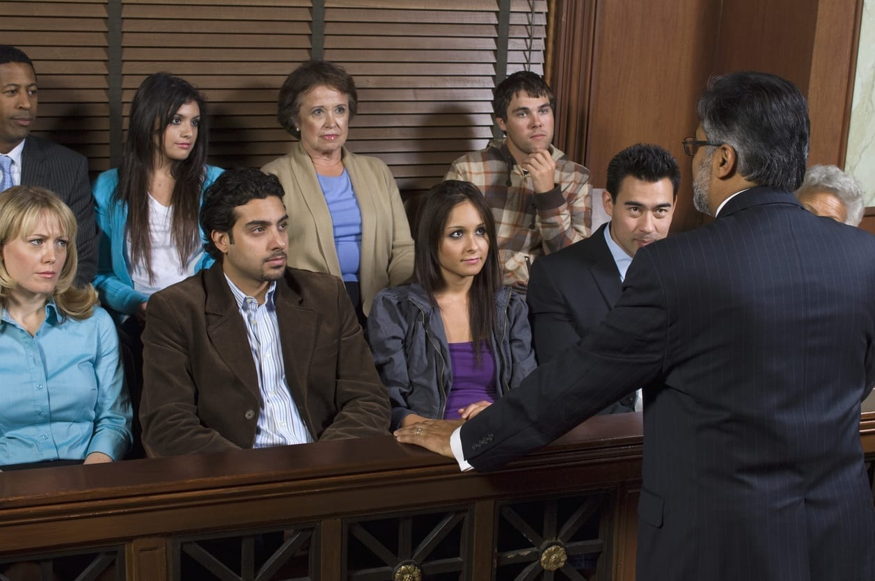 One of the rights protected by the Sixth Amendment is a right to a trial by a jury of your peers.