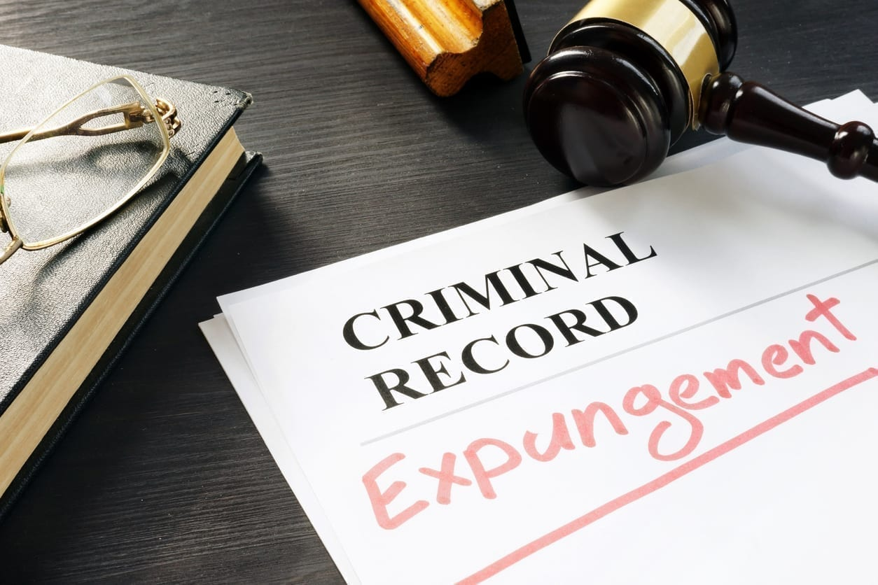 Expungement does work for many different situations.