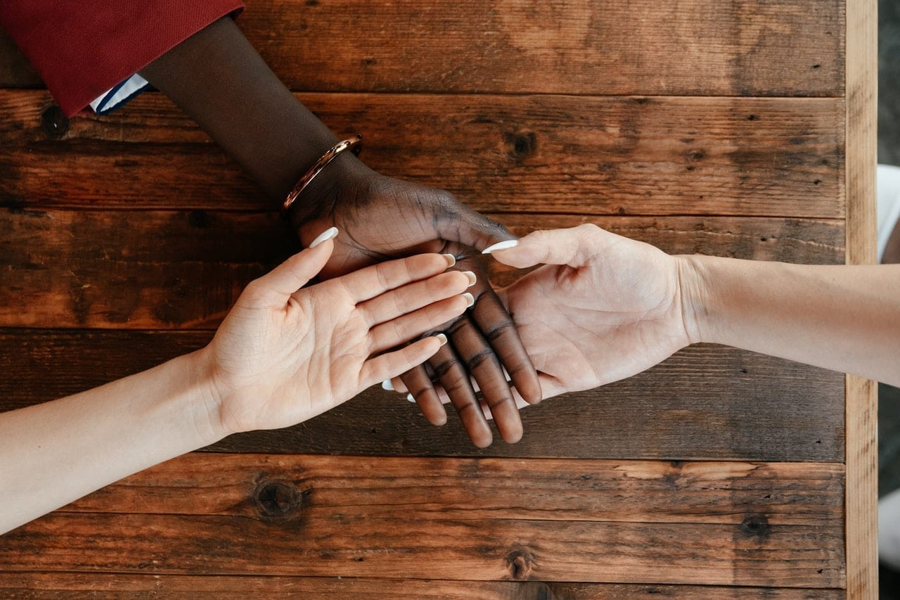 Restorative Justice seeks to address harm and reach agreements.
