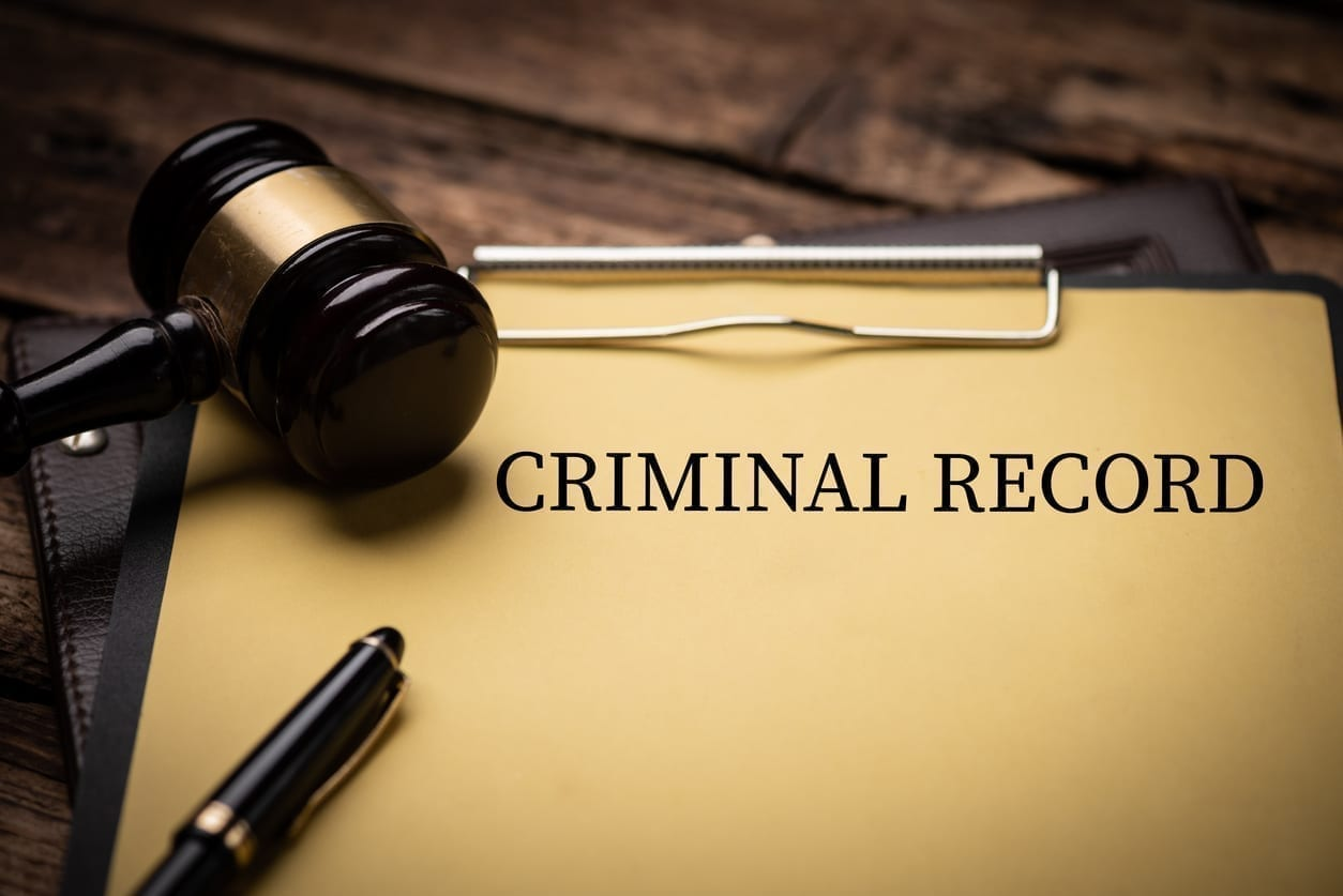 In some cases, you can seal your criminal record to keep others from seeing it.