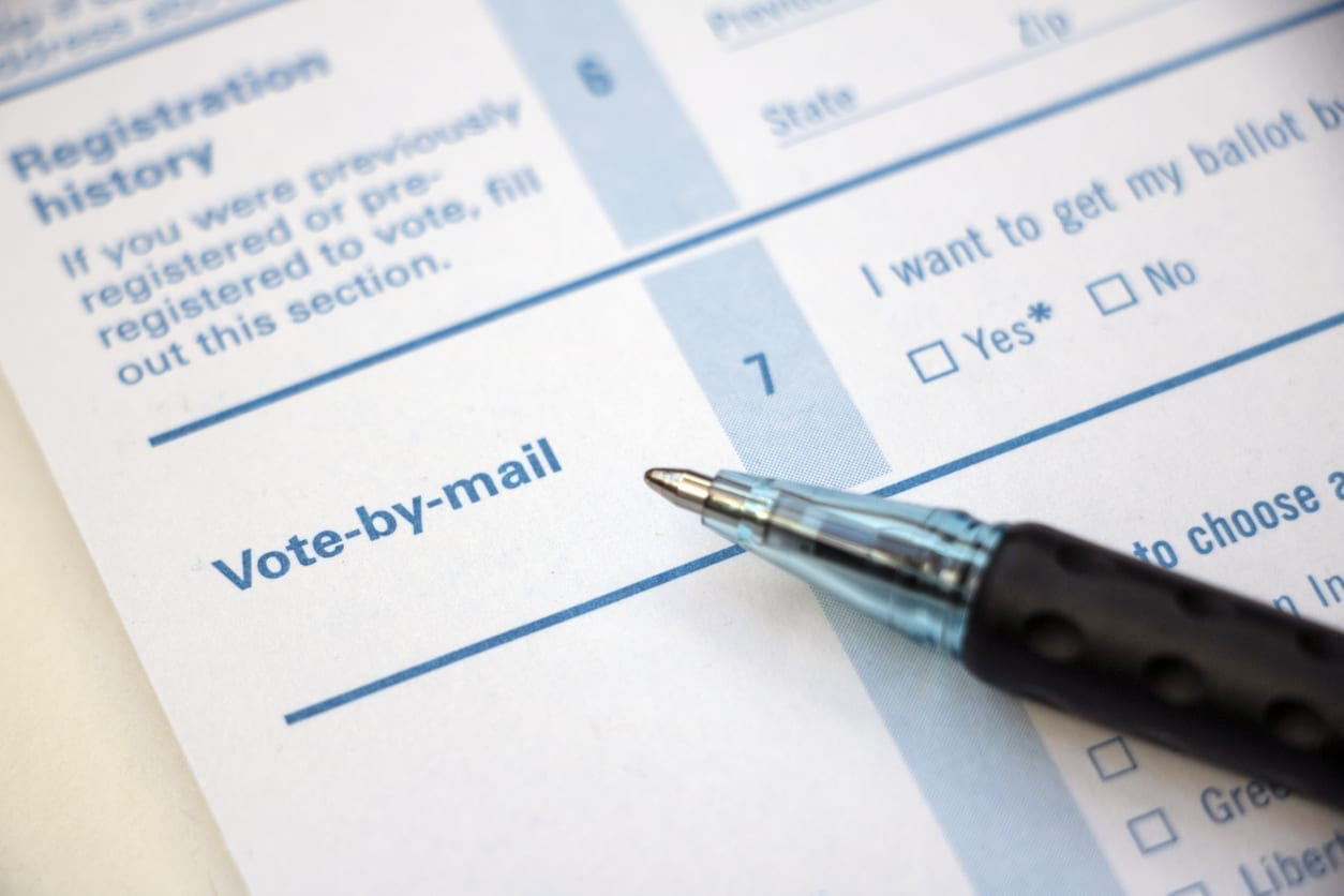 Some states restore your right to vote immediately after leaving prison.