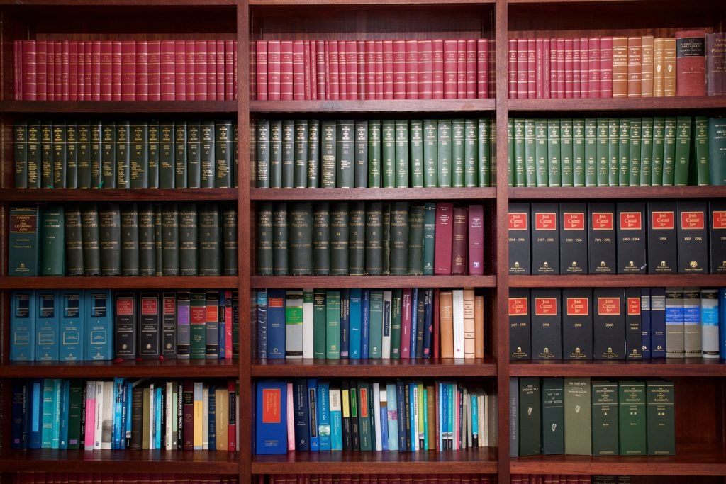 Your rights allow you to use the legal library in your prison to a degree.