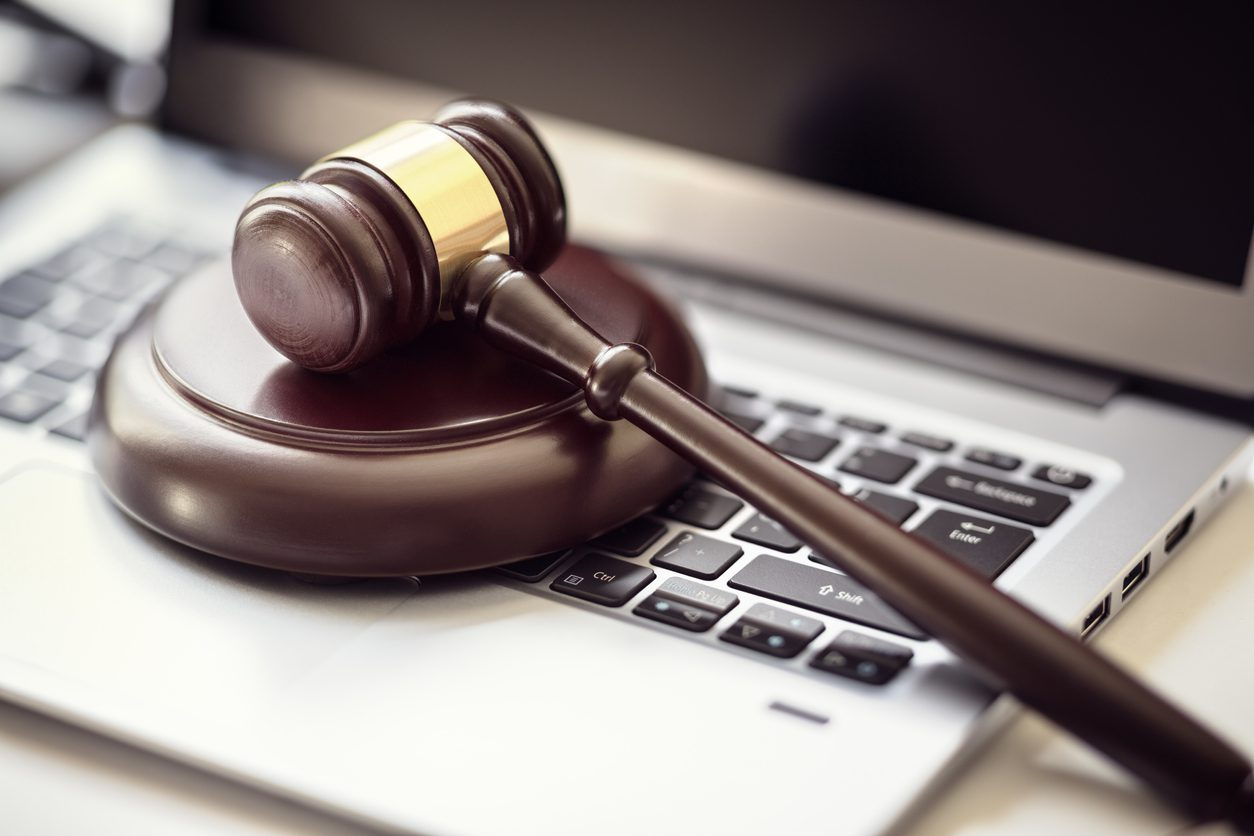 In some places you can access court transcripts online. In others, you can't.