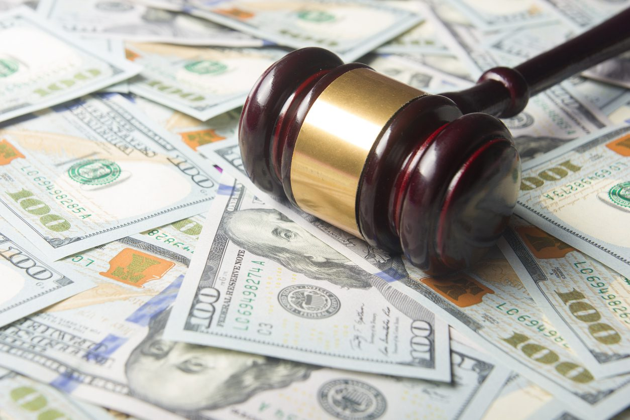 If you can't pay your court fines, you may end up in more legal trouble.