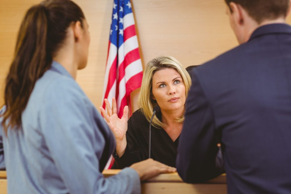 There are rules about prosecutor conduct during a trial.
