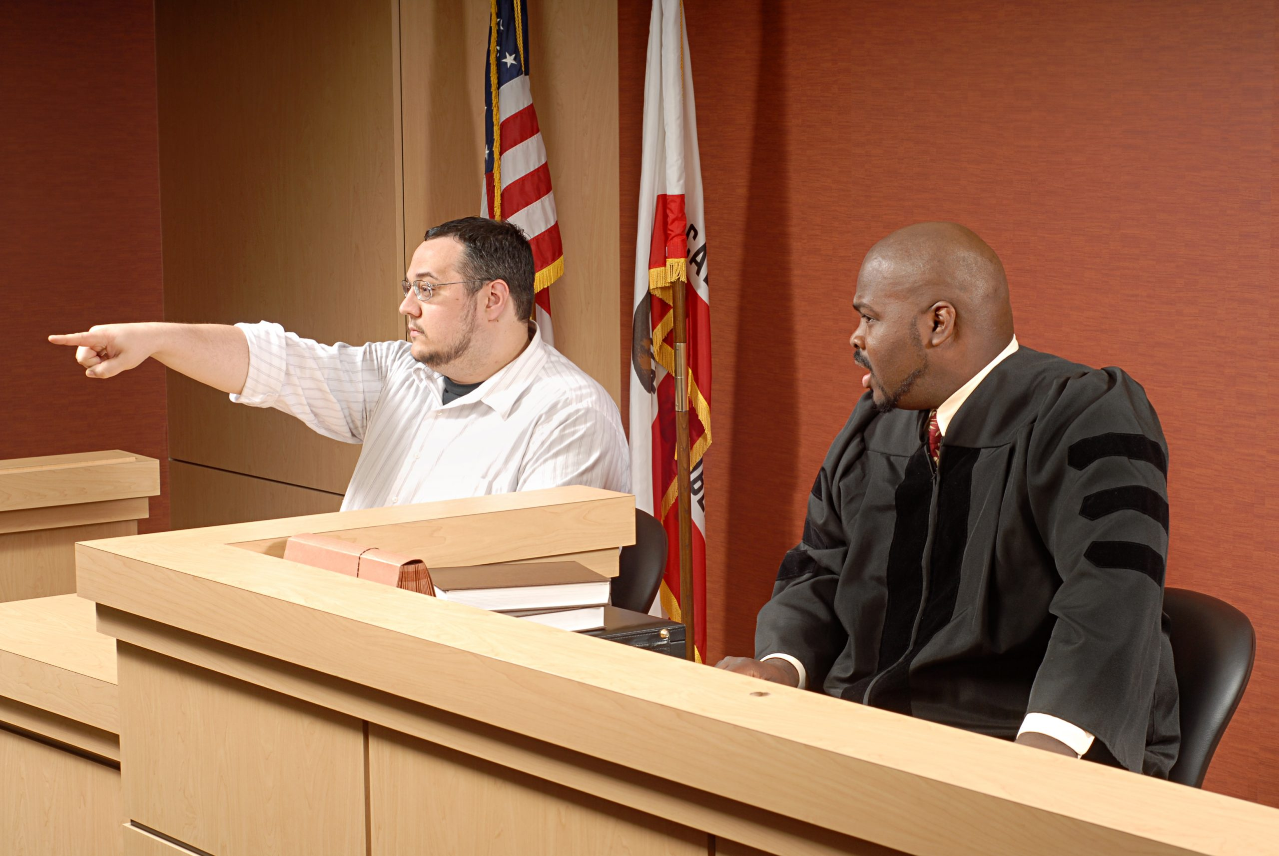 What is an Examination in Court?